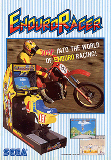 Enduro Racer flyer