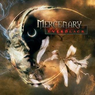 Everblack (Mercenary album) - Image: Everblack art