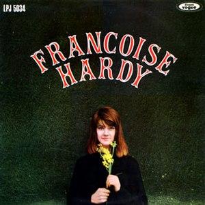 Françoise Hardy canta per voi in italiano - Image: F. Hardy canta per voi in italiano 1st cover 63