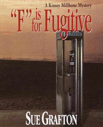 """F"" Is for Fugitive - Cover of the book ""F"" Is for Fugitive by Sue Grafton."