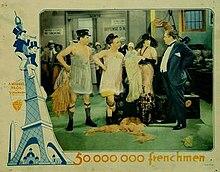 Fifty Million Frenchmen (film)1931年