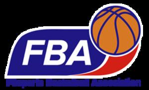 Filsports Basketball Association - Image: Filsports Basketball Association