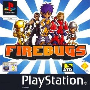 Firebugs (video game) - Image: Firebugs PS1 Cover
