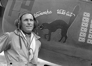 Geoffrey Fisken new Zealand flying ace