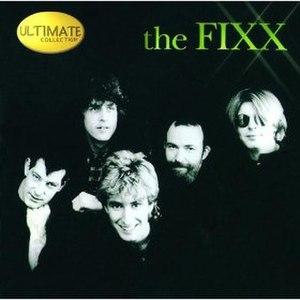 Ultimate Collection (The Fixx album) - Image: Fixx Ultimate