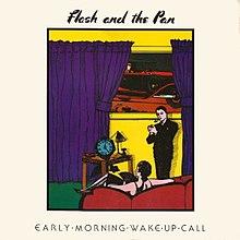 Flash And The Pan - Portada del álbum LP Early Morning Wake Up Call.jpg