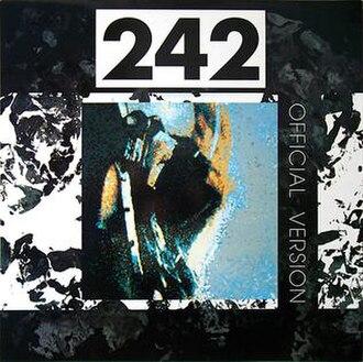 Official Version - Image: Front 242.Official.Version .Original
