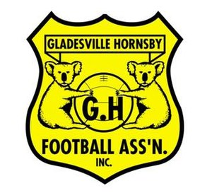 Gladesville Hornsby Football Association Spirit FC - Image: GHFA Spirit FC logo