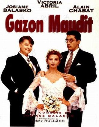 French Twist (film) - Image: Gazon Maudit 1995 poster