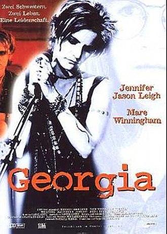 Georgia (1995 film) - Poster