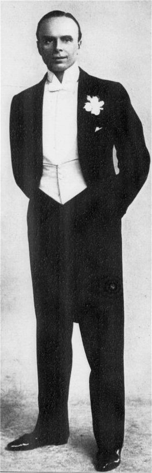 To-Night's the Night (musical) - George Grossmith Jr. as Dudley Mitten