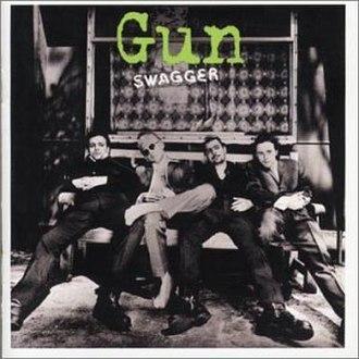 Swagger (Gun album) - Image: Gunswagger
