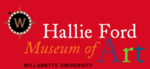 Hallie Ford Museum of Art - Image: HFMA mainlogo