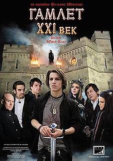 <i>Hamlet. XXI Century</i> 2009 miniseries by Yuri Kara