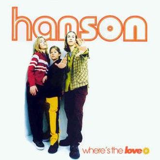 Hanson — Where's the Love (studio acapella)