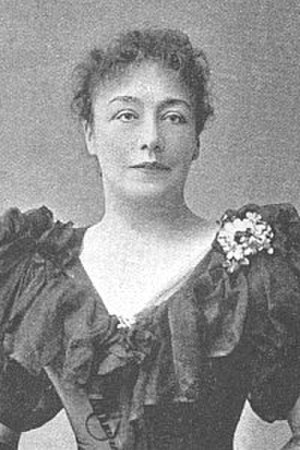 Fanny Holland - Portrait of Fanny Holland