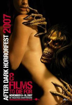 After Dark Horrorfest - 2007 8 Films to Die For promotional poster