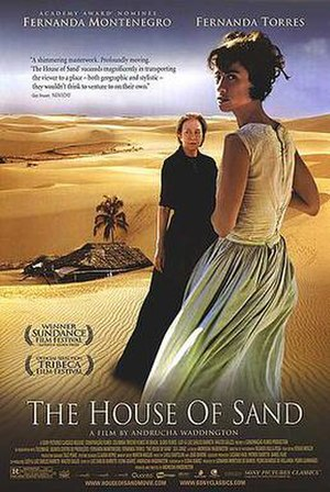 The House of Sand - House of Sand theatrical poster