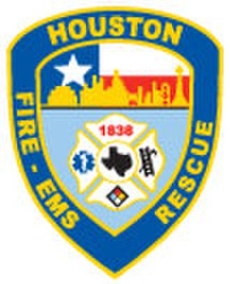 Houston Fire Department - Image: Houston Fire Department (logo)