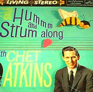 Hum & Strum Along with Chet Atkins - Image: Hum And Strum Along