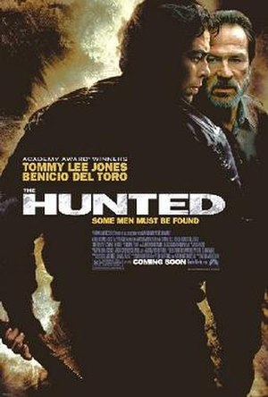 The Hunted (2003 film) - Theatrical release poster