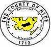 Official seal of Hyde County