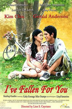 I've Fallen for You - Theatrical movie poster