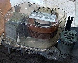 - هارد دیسک قدیمی IBM old hdd (hard disk)