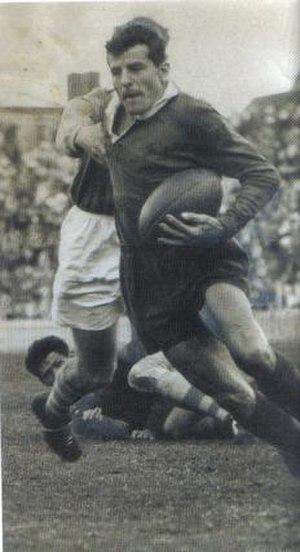 1954 NSWRFL season - Image: Ian Moir 1953