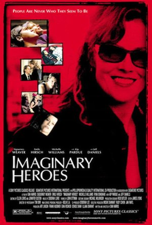 Imaginary Heroes - Original poster