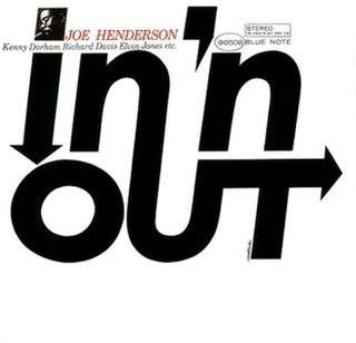 <i>In n Out</i> 1965 studio album by Joe Henderson