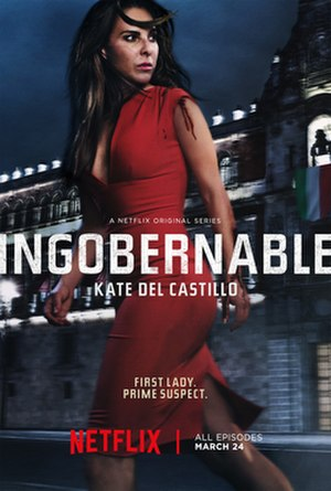 Ingobernable - Image: Ingobernable