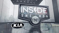 Inside the NBA title card