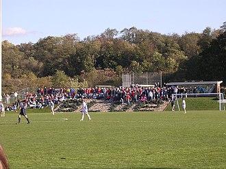 Elizabethtown College - Ira R. Herr Field at Elizabethtown College (2005)