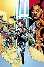 Nemesis Dc Comics Wikipedia