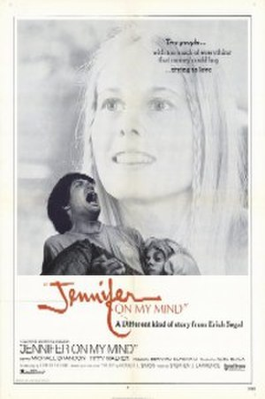 Jennifer on My Mind - theatrical poster