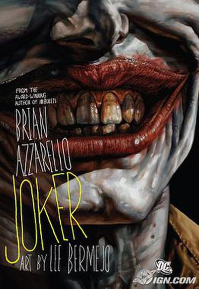 Picture of a book: Joker