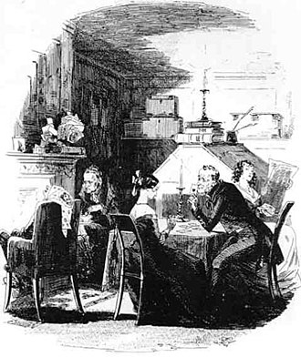 Martin Chuzzlewit - A Game of Love