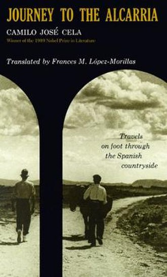 Journey to the Alcarria - First English-language edition