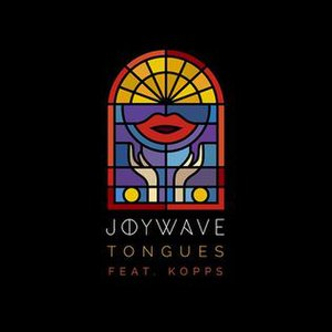Tongues (song) - Image: Joywave Tongues cover art
