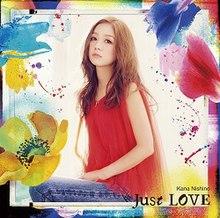 Just Love (Kana Nishino album) cover.jpeg