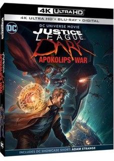 <i>Justice League Dark: Apokolips War</i> 2020 American direct-to-video animated superhero film