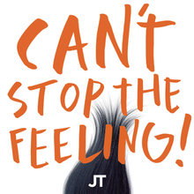 Justin Timberlake Cant Stop The Feeling Png