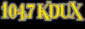 KDUX-FM - Image: KDUX 104.7KDUX logo
