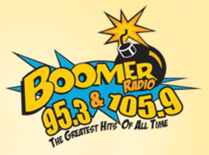 KRJT - Image: KKBC FM Boomer radio logo