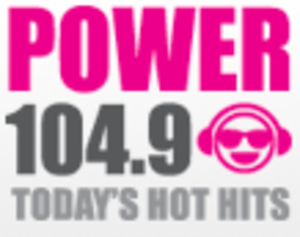 KTTR (AM) - Image: KTTR Power 104.9 logo