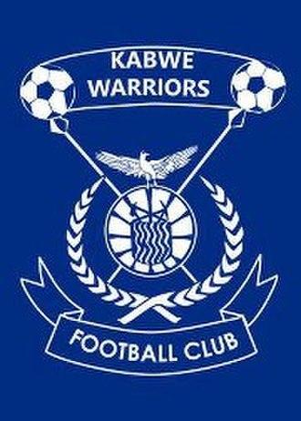 Kabwe Warriors F.C. - Image: Kabwe Warriorslogo