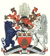 Coat of arms of Royal Borough of Kensington and Chelsea