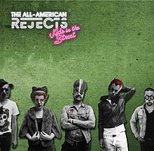 - The All-American Rejects - Kids In The Street (2012) 220px Kids in the Street