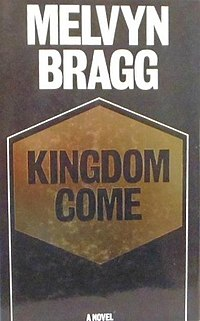 Promotional art for Kingdom Come.  Clockwise from top: The Ray, Red Robin, Superman, Wonder Woman, Hawkman, Power Woman, Rev. Norman McCay and the Spectre (in background), Green Lantern